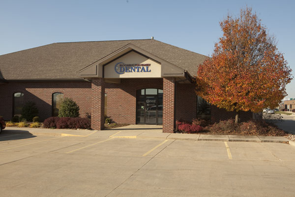 Welcome to Bloomington Family Dental.